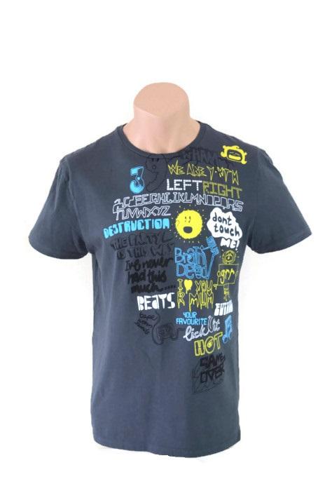 Topman Greek T-Shirt Size L