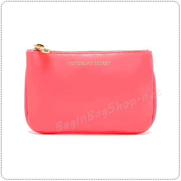 &#x2764️ VS Chain Leather Clutch Wristlet Bag