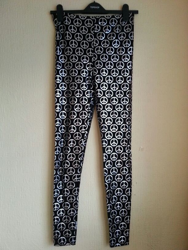 Topshop Legging Size uk12