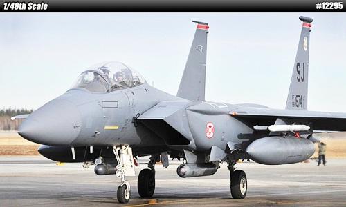 "AC12295 F-15E""SEYMOUR JOHNSON"" 1/48"