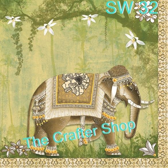 Napkin Sweet Pac (รหัสสินค้า SW-32)