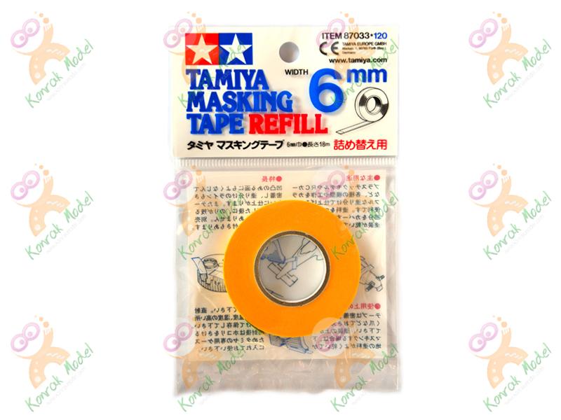 TA87033 Masking Tape Refill 6mm