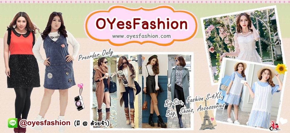 OYesFashion.com เสื้อผ้าแฟชั่นสไตล์ญี่ปุ่น เสื้อผ้าวินเทจ เสื้อผ้าสไตล์โบฮีเมียน เสื้อผ้าเกาหลี รองเท้าวินเทจ กระเป๋าญี่ปุ่น ชุดเดรสผ้าฝ้าย ผ้าลินิน ผ้าลูกไม้ ผ้าชีฟอง ทั้งพร้อมส่ง และ Preorder