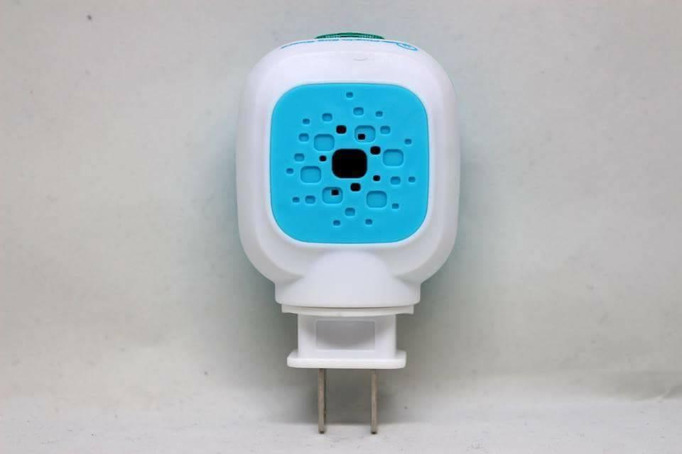ผลิตภัณฑ์ไล่ยุงจากธรรมชาติ 100 % Plug-in Bug Guard