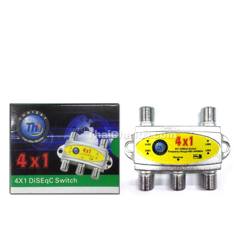 DiSeqC Switch4x1 THAISAT
