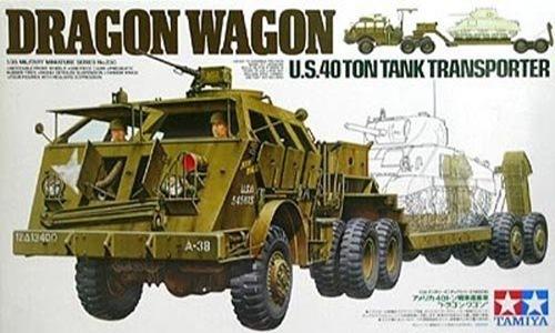 TA35230 DRAGON WAGON 1/35