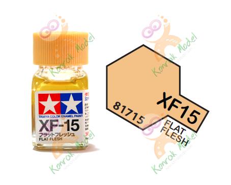Enamel XF15 Flat Flesh 10ml