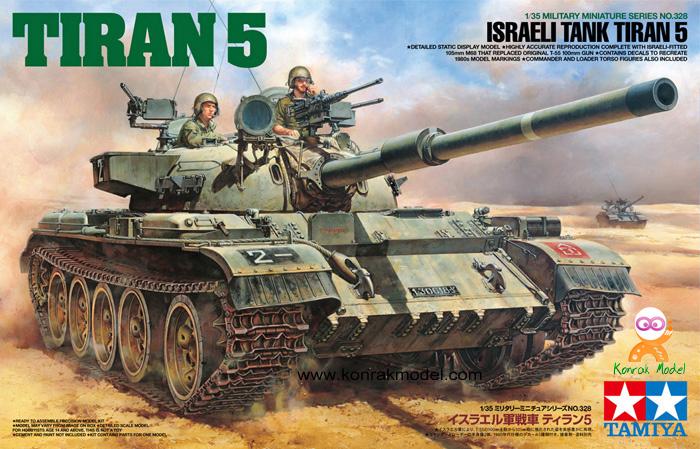TA35328 Israeli Tiran 5 1/35