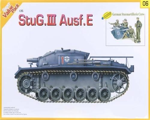 DRA9106 StuG.III Ausf.E (1/35)