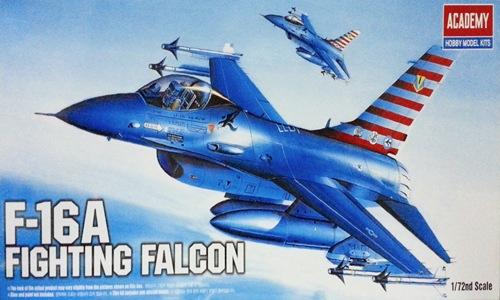 AC12444 F-16A FIGHTING FALCON(1/72)