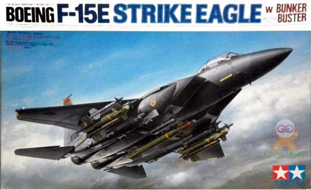 TA60312 1/32 F-15E Strike Eagle