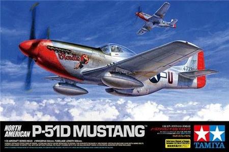 TA60322 P-51D MUSTANG 1/32