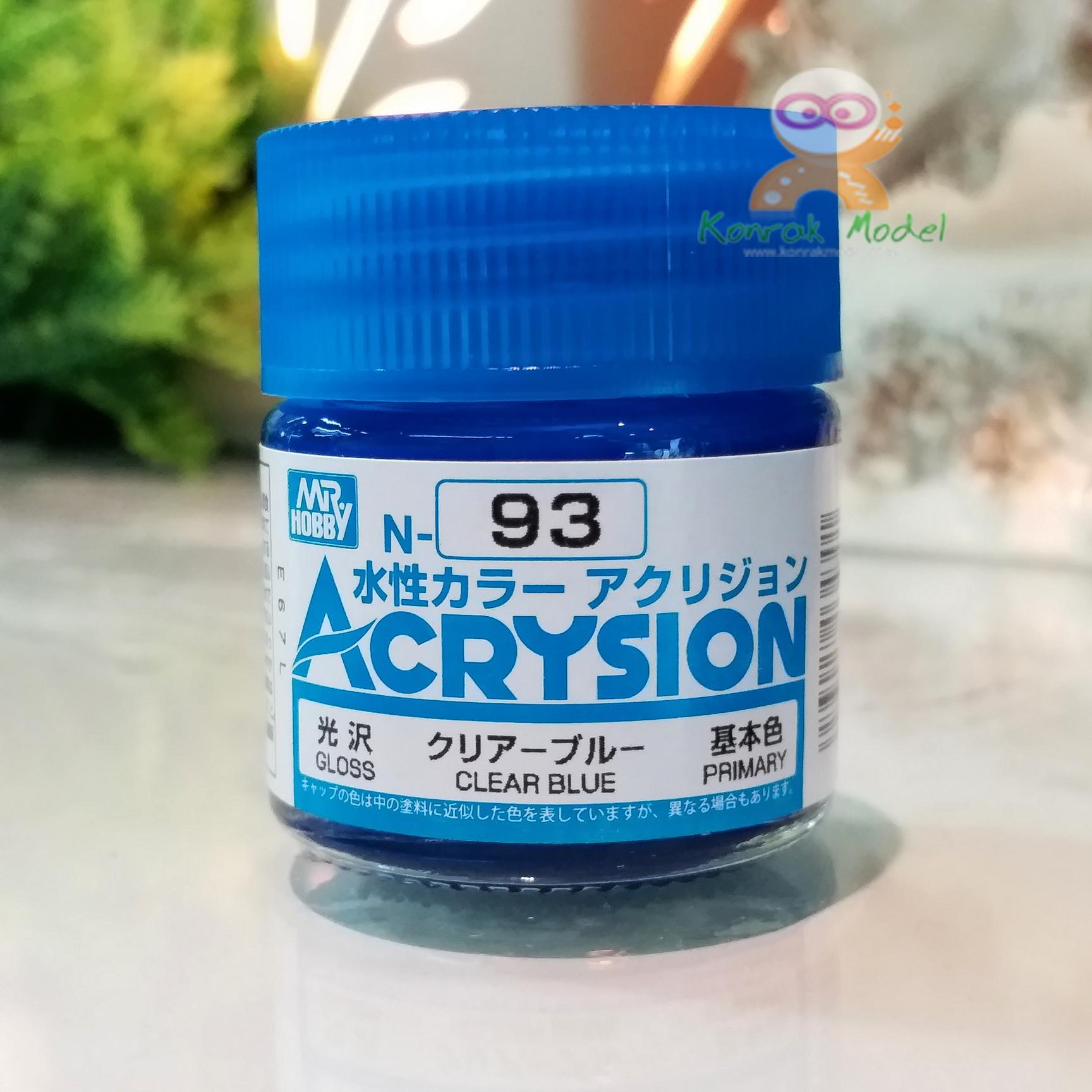 N93 CLEAR BLUE (Gloss) 10ml