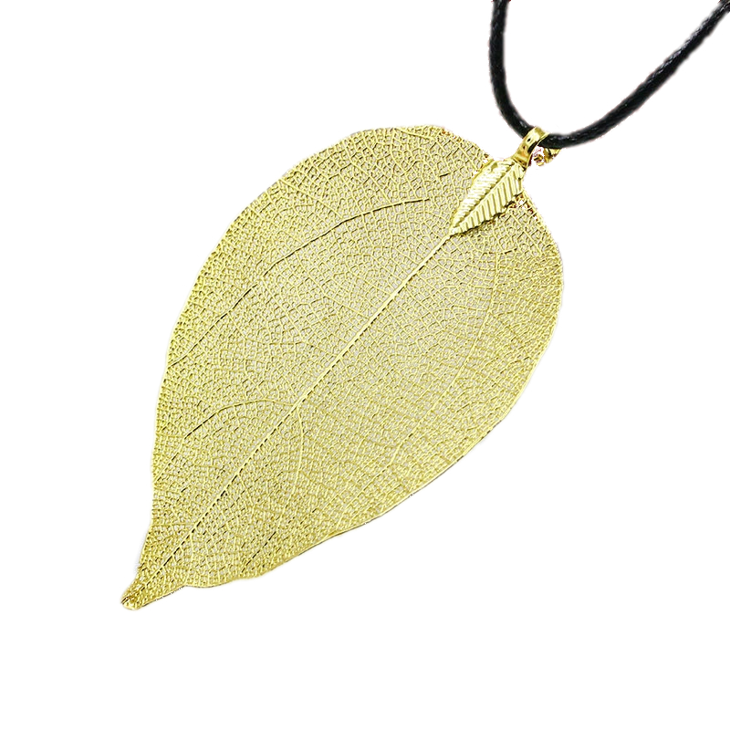 จี้ Golden Leave 24K