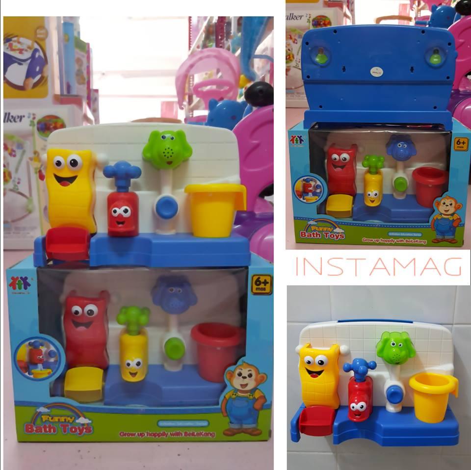 Funny Bath Toys
