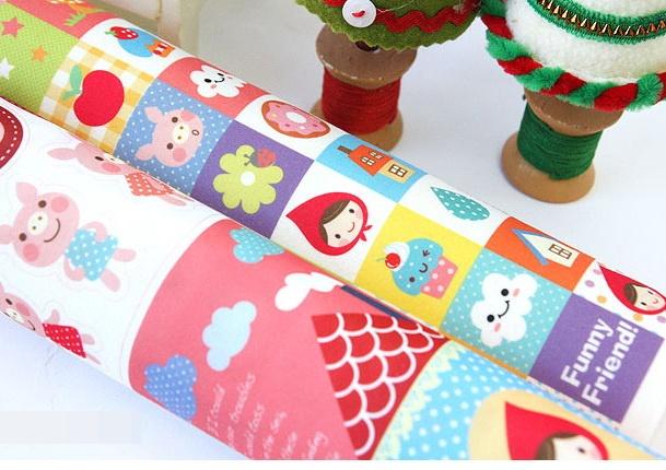 ผ้าสักหลาดเกาหลี redhat ขนาด 1 mm Size 45x30 cm / ชิ้น (Pre-order)