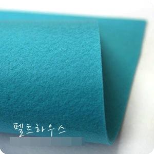 ผ้าสักหลาดเกาหลีสีพื้น hard poly colors 861 (Pre-order) ขนาด 90x110 cm/หลา