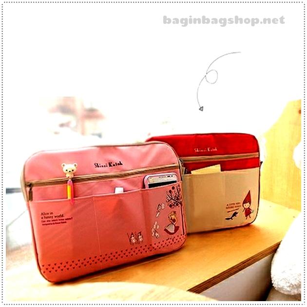 Smart Multi Pocket Case Bag