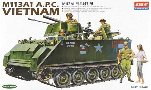 AC13266 M-113A1 VIETNAM VERSION(1/35)