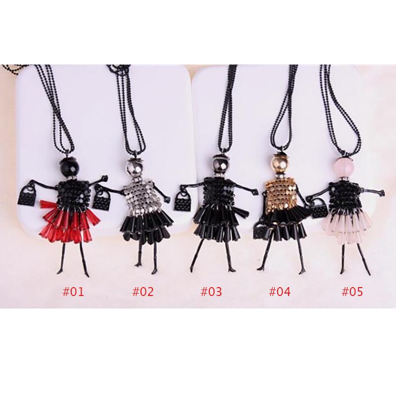 สร้อยคอ Fashion Girl Double Chain