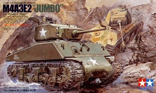 TA35139 M4A3E2 JUMBO 1/35