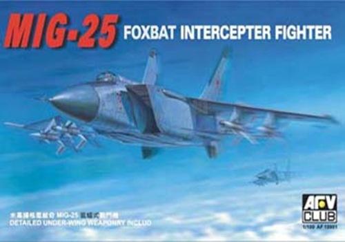 AF10001 MIG-25 1/100