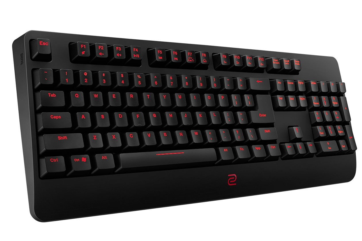 คีย์บอร์ด Zowie Celeritas II Gaming Keyboard [Optical Switch]