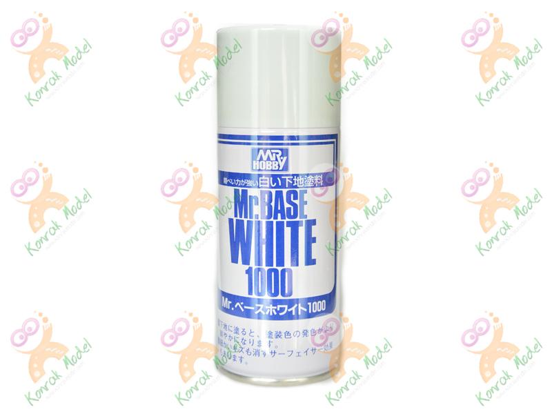 B518 Mr. White Base 1000 (Spray 180ml)