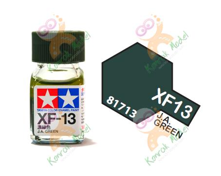 Enamel XF13 JA Green 10ml