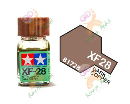Enamel XF28 Dark Copper 10ml