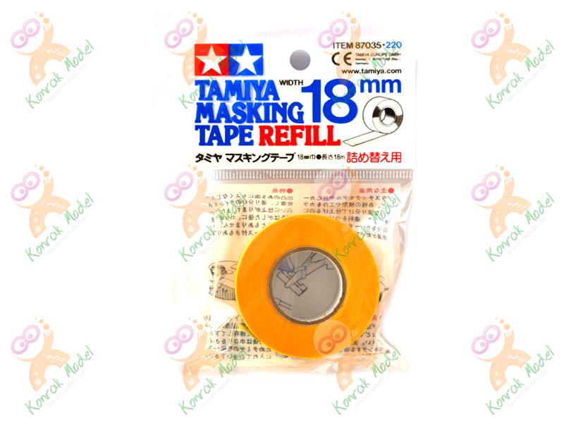 TA87035 Masking Tape Refill 18mm