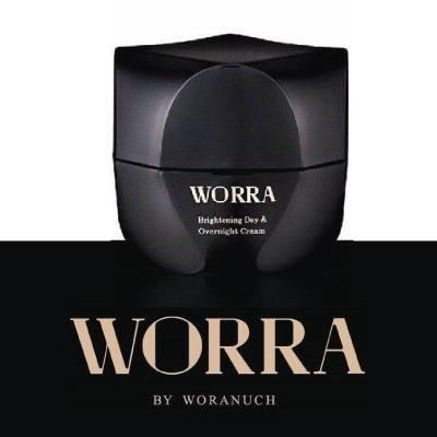 Worra by Woranuch 30 g. วอร์ร่า ครีมนุ่น วรนุช ตัวเดียวจบ ครบทุกปัญหาผิวหน้า