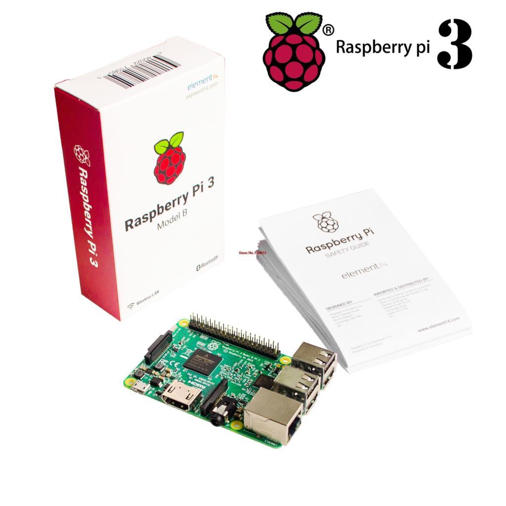 Raspberry Pi 3 Model B 1GB (Element 14)