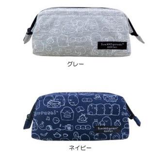 กระเป๋าใส่ของ Sumikko Gurashi สีน้ำเงิน