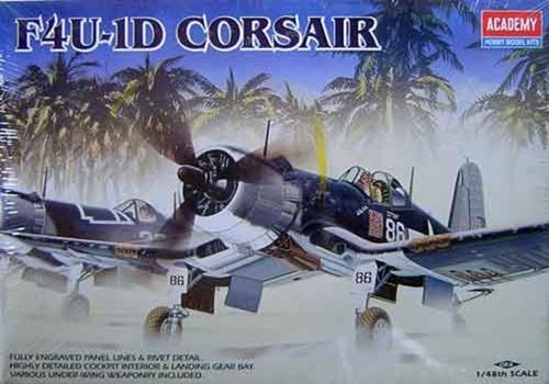 AC12273 F4U-1D CORSAIR (1/48)