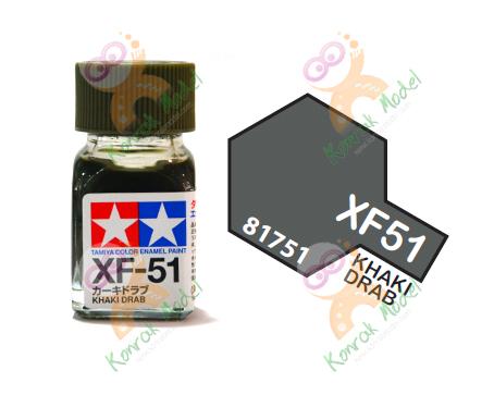 Enamel XF51 Khaki Drab 10ml