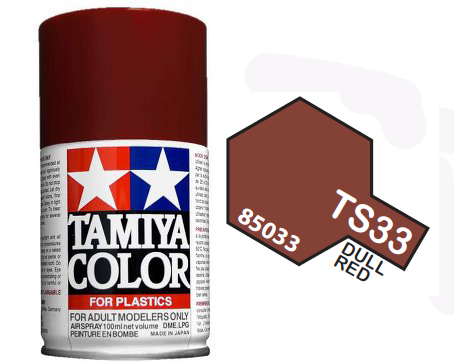 TS-33 HULL RED 100ML