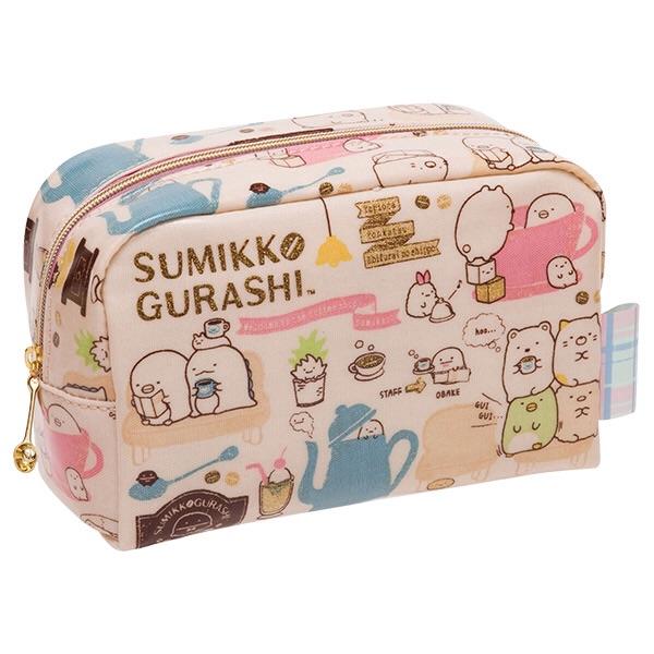 กระเป๋าใส่ของ Sumikko Gurashi (ร้านกาแฟ)