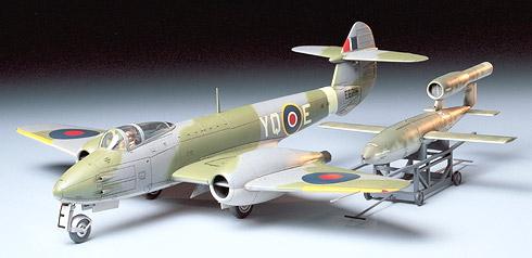TA61065 Groster Meteor F.1 & V-1 (Fieseler Fi 103) 1/48