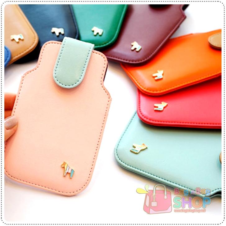 Pony IPhone case ซองใส่ไอโฟน3 , 4 ,4s ,5