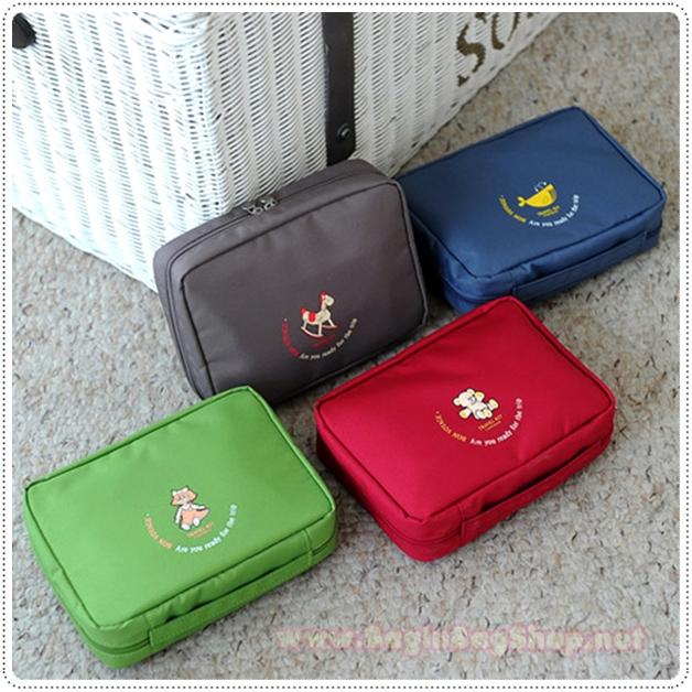 Partition Wash Bag size M