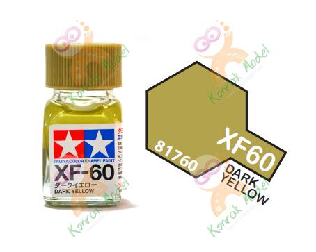 Enamel XF60 Dark Yellow 10ml