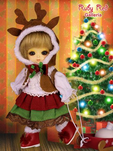 Honee-B, Season's Reindeer