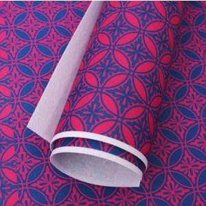 ผ้าสักหลาดเกาหลี พิมพ์ลาย Kkotdam size 1mm ขนาด 45x30 cm /ชิ้น (Pre-order)