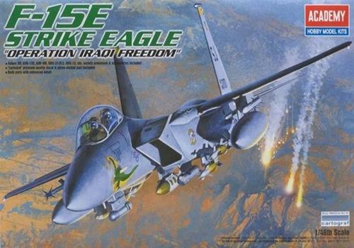 AC12215 F-15E STRIKE EAGLE [OPERATION IRAQ FREEDOM] 1/48