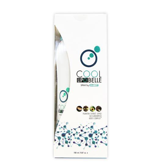 Donutt Cool Lipo Belle Spray 150 ml. โดนัทท์ คูล ไลโป เบล สเปรย์ มูสโฟมสลายไขมัน สูตรเย็น