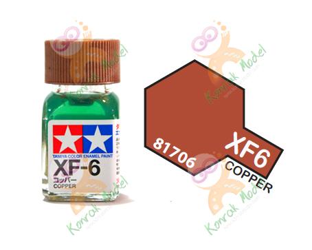 Enamel XF6 Copper 10ml