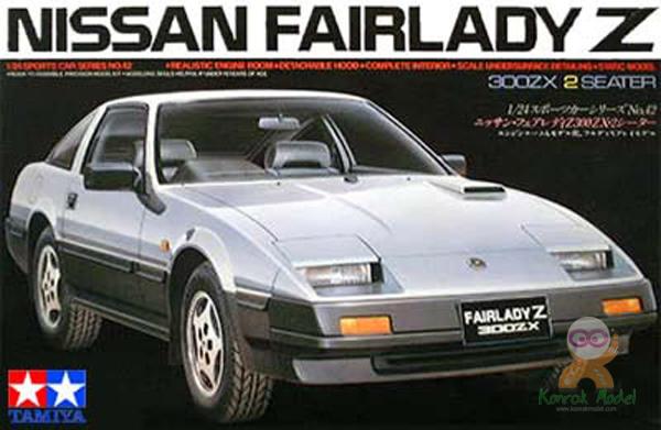 TA24042 Nissan 300ZX 2 Seater Kit 1/24