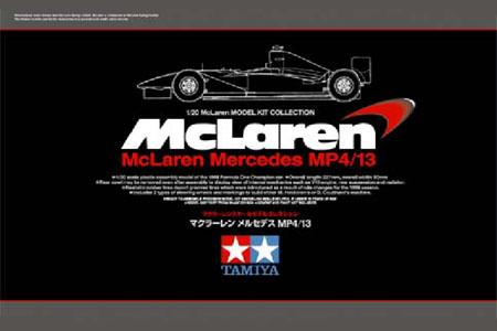 TA89718 MCLAREN MERCEDES MP4/13 1/20
