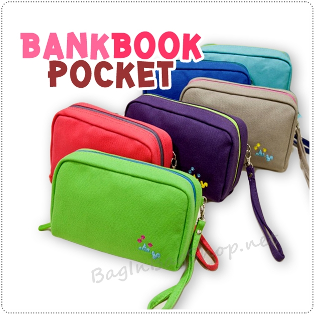 Bankbook Pocket